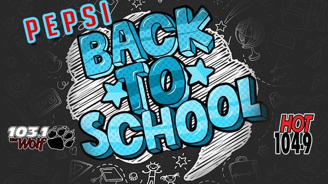 PEPSI BACK TO SCHOOL BASH