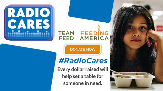 Radio Cares   Feeding America