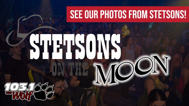 Stetsons on The Moon