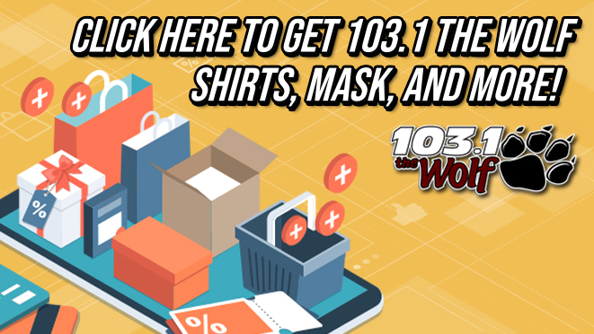 103.1 The Wolf Swag!
