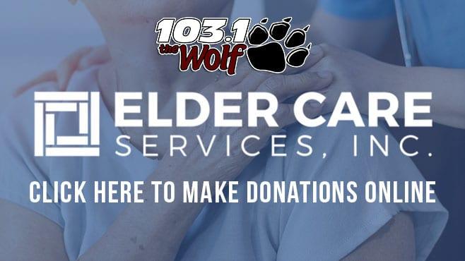 ELDER CARE SERVICES | Click to Donate
